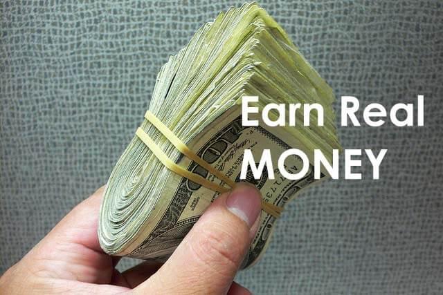 Earn Real Money Through WEB