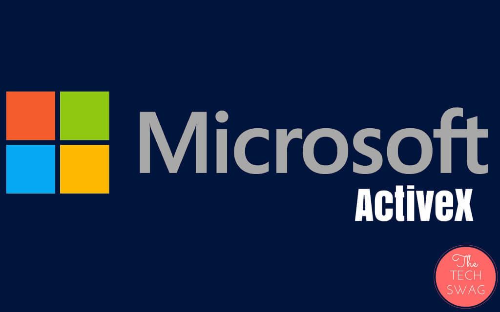 ActiveX Control Install