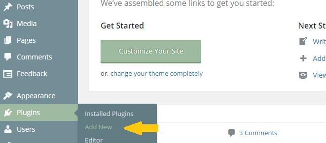 Change Font Step 1