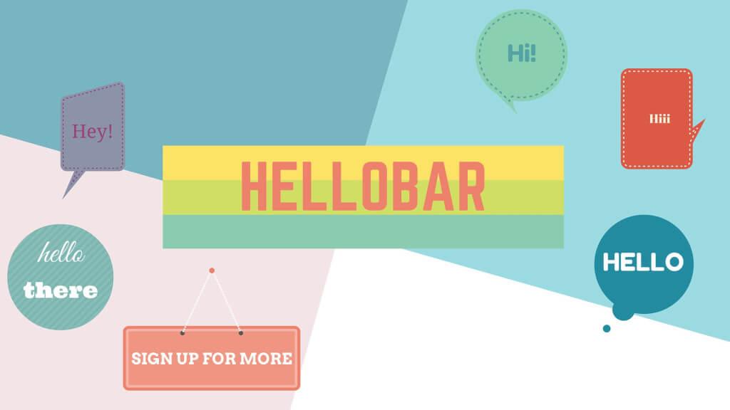 Hellobar