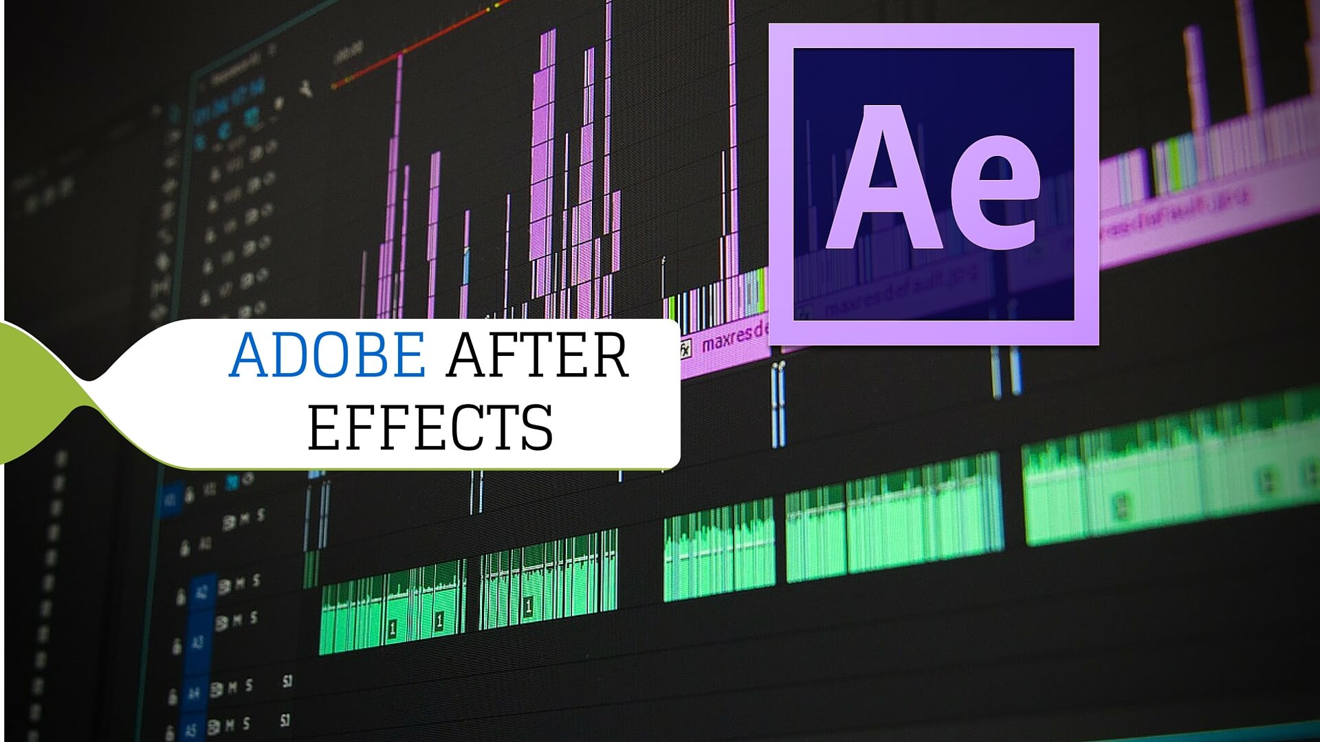 Adobe After Effects-Make-Your-Own-Intros