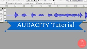 Audacity Tutorial for Beginners