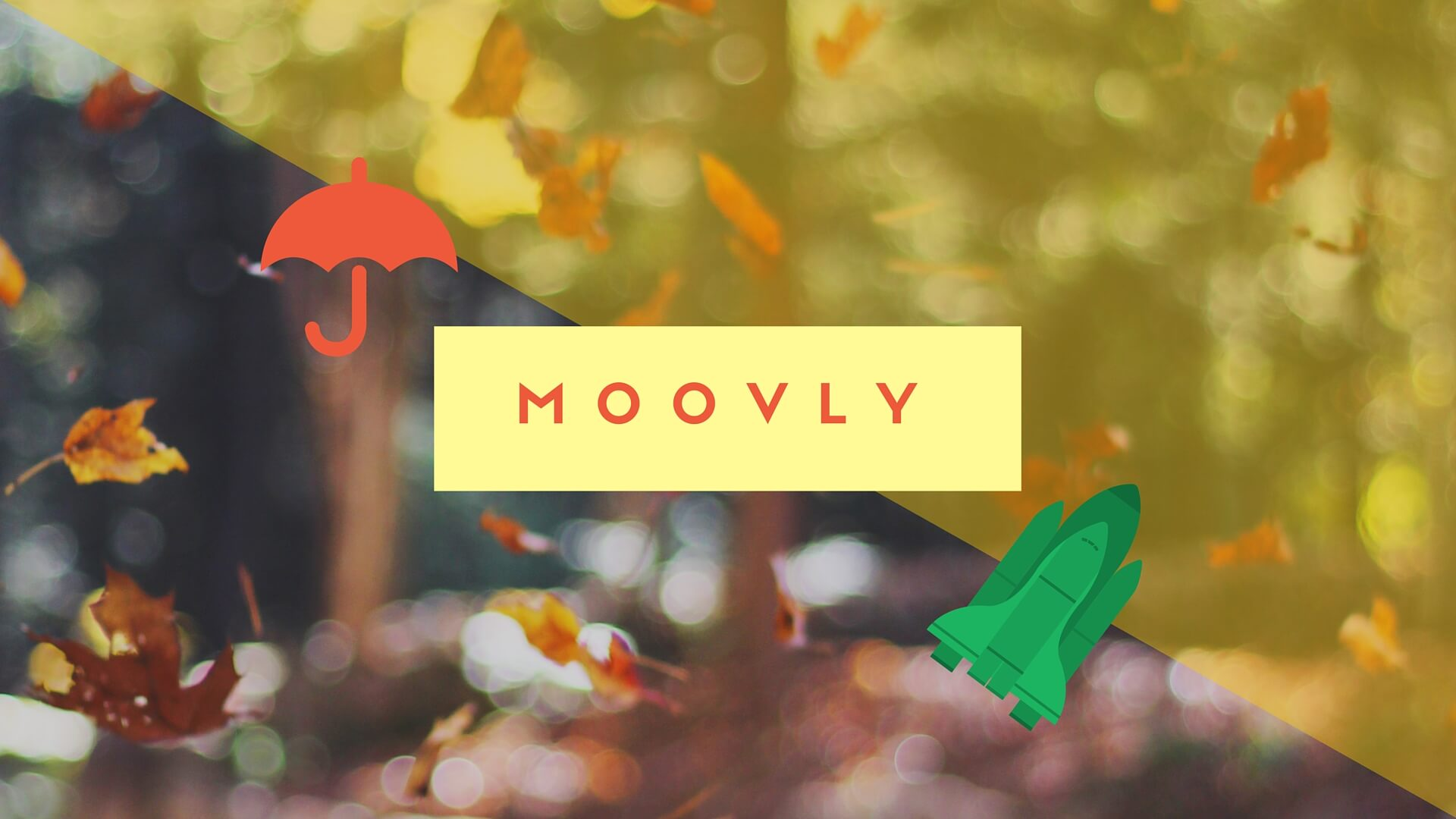 Create beautiful intros using Moovly