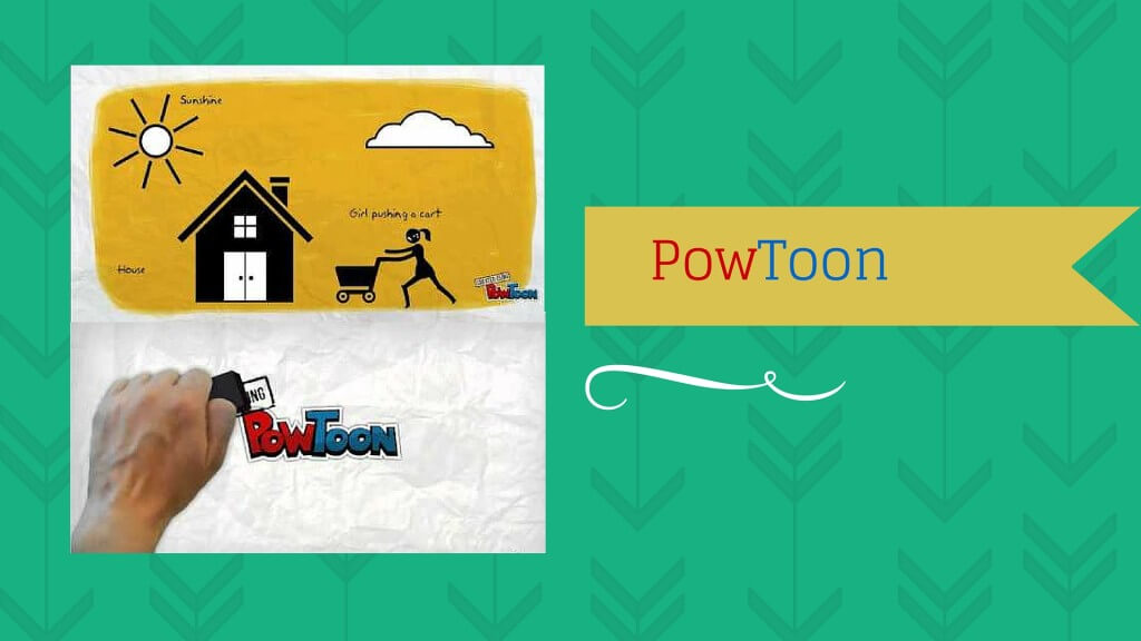 Powtoon-Make colorful animations and presentations