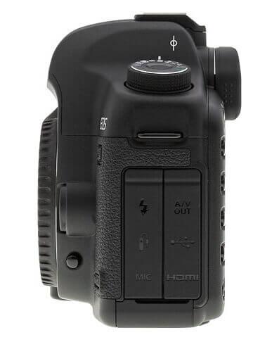 Canon-5D-Mark-II-Left