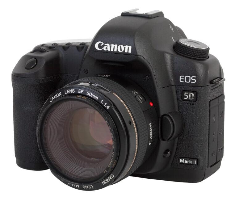 Canon-5D-Mark-II-Specs