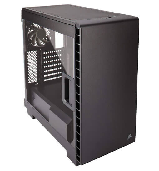 CORSAIR-CARBIDE-400C-Compact-ATX-Case