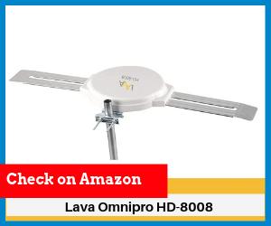 10 Best Omnidirectional TV Antenna (Outdoor & Indoor) - Must