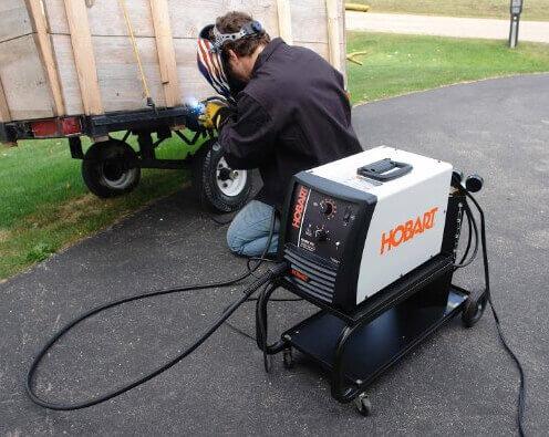 Hobart-500559-Handler-140-MIG-Welder