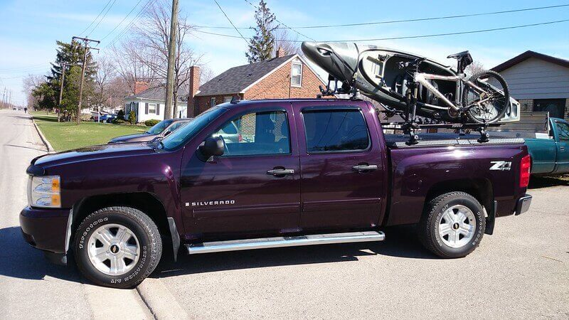 kayak-racks-for-trucks