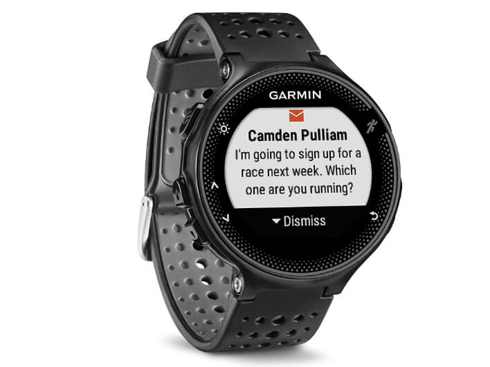 Garmin-Forerunner-235-notifications