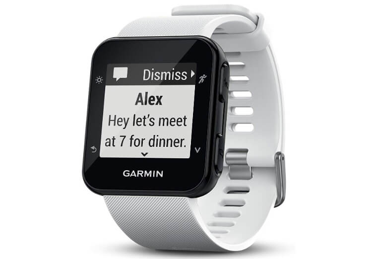 Garmin-Forerunner-35-notifications
