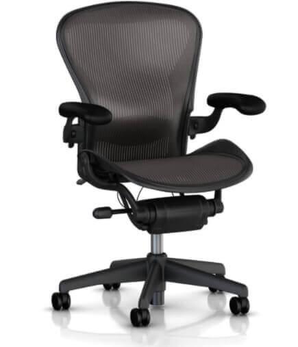 Herman-Miller-Executive-Size-B-Lumbar-Support