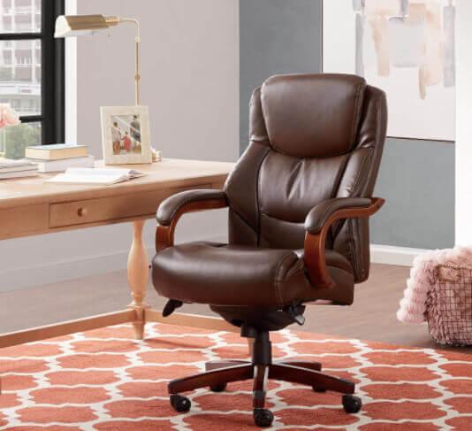 La-Z-Boy-Delano-Big-&-Tall-Executive-Office-Chair