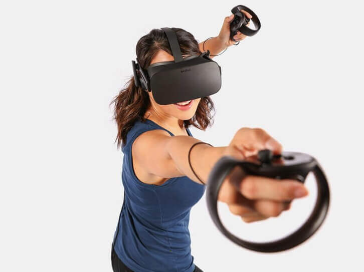 Oculus-Rift+-Touch-Virtual-Reality-System